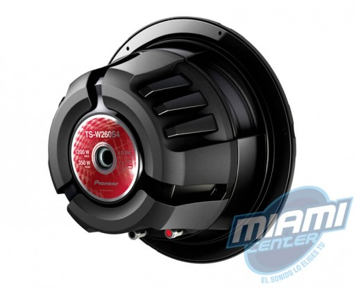 PIONEER SUBWOOFER TS-W260S4-2