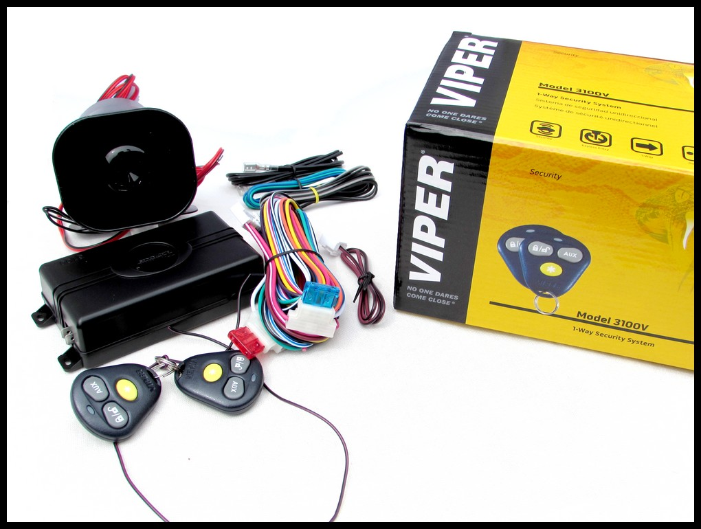 Alarma Viper 3100V - 05