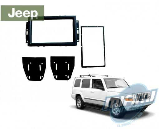 YE-JE 002 - Adaptador de radio - modelos Jeep