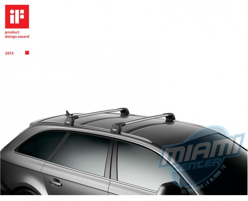 Thule Wingbar Edge 9