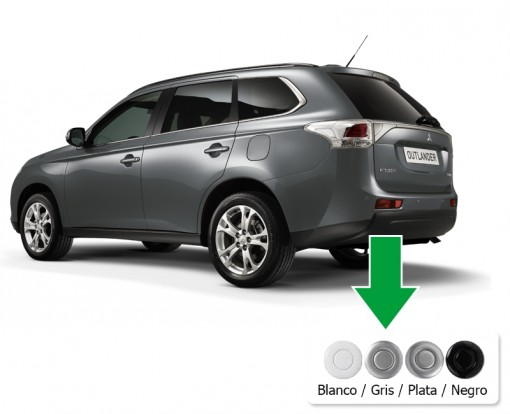 Sensor de retroceso para auto