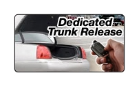 Dedicated Trunk Release