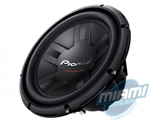 Subwoofer - Pioneer TS-W311S4