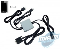 Conector iphone 5g CD-IV202AV