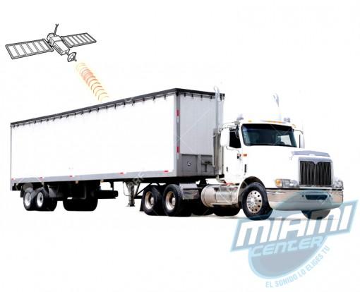GPS Tracker para camiones