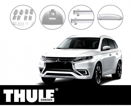 Thule Mitsubishi Outlander