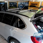 BMW X5 - Thule Wingbar Edge