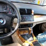 BMW X5 - Radio Top Of line de Kenwood