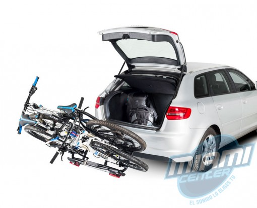 Porta bicicletas bola de remolque