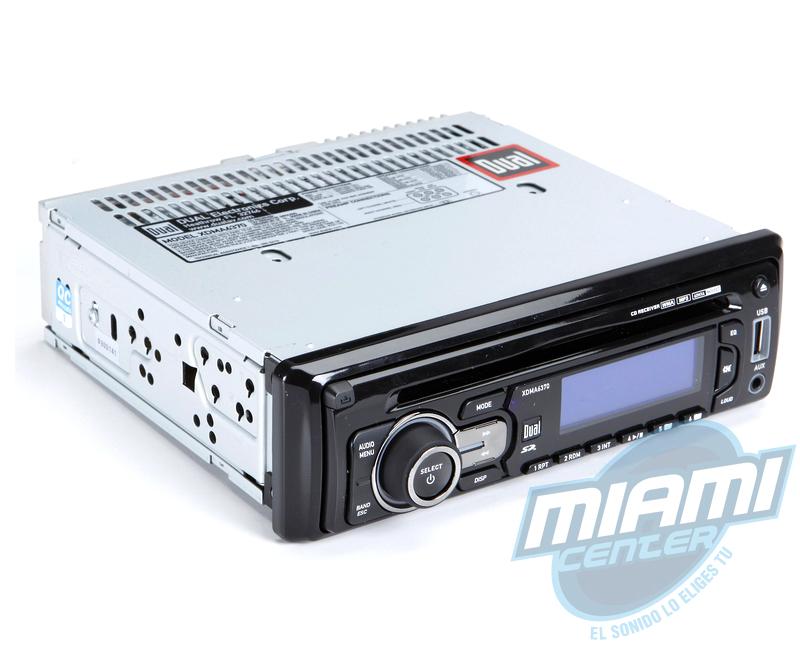 Radio Dual XDMA6370