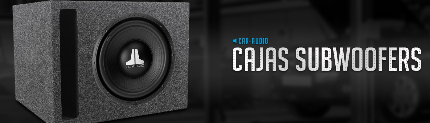 Cajas Subwoofers - Audio - Miami Center