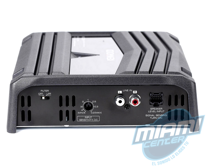 Amplificador Kenwood_KAC-5206