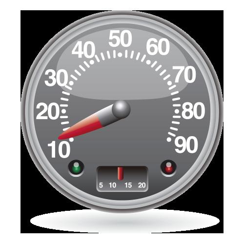 Generar reporte de kilometraje, detenciones y velocidad