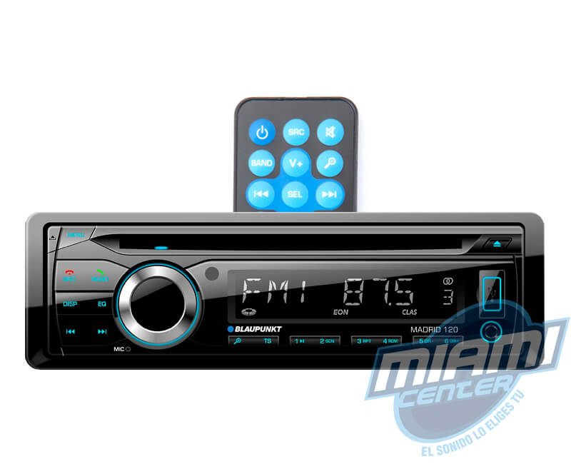 Radio Blaupunkt Madrid 120-1