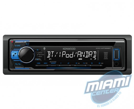 Radio Kenwood KDC-MP368BT-1