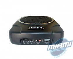 SUBWOOFER AMPLIFICADO GT-1007-1