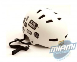Casco TSG Evolut Graphic Design bubbles LXL