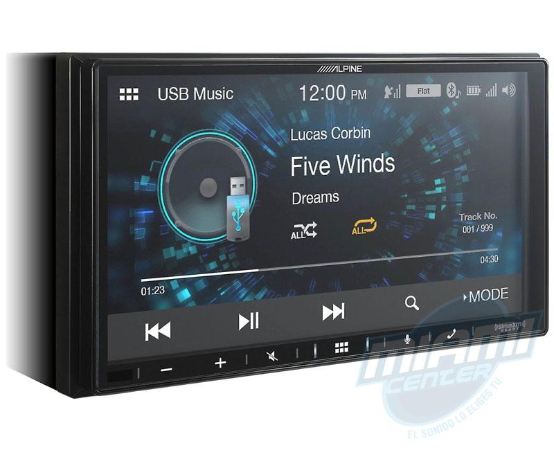 Radio Alpine ILX-W650