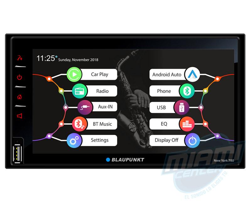 Radio_Blaupunkt_ carplay android auto